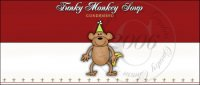 Funky Monkey Soup Label