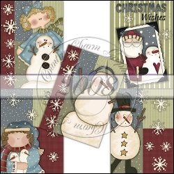 Snow Thyme Card Collection