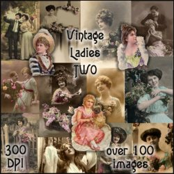 Vintage Ladies Collection 2