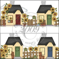Sunflower Cottages Mini Collection