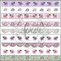 Pretty Flower Dividers Mini Collection