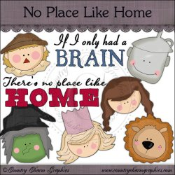 No Place Like Home Mini Collection