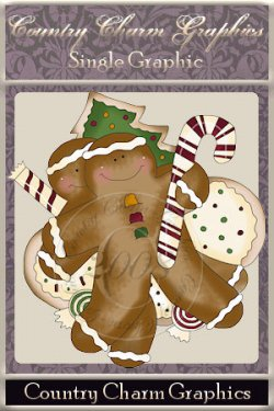 Christmas Sweets Single Graphic Set