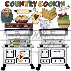 Country Cookin' Mini Collection