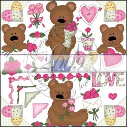 Love Bears Collection