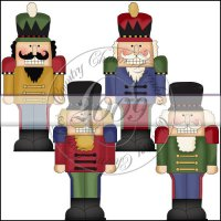 Nutcrackers Mini Collection