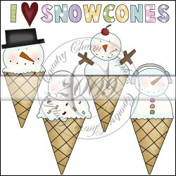 Snow Cones Mini Collection