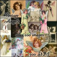 Vintage Angels Collection
