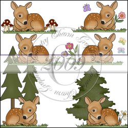 Baby Fawn Mini Collection