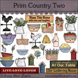 Prim Country Two Collection