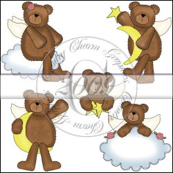 Angel Bears Mini Collection