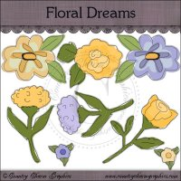 Floral Dreams Mini Collection