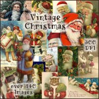 Vintage Christmas Collection