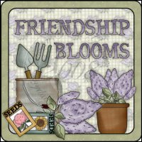 Friendship Blooms Glade Glass Scents