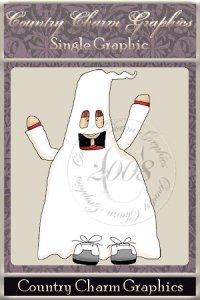 Dress-up Ghost Single Graphic Set