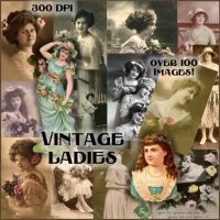 Vintage Ladies Collection 1