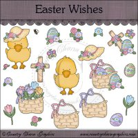 Easter Wishes Mini Collection
