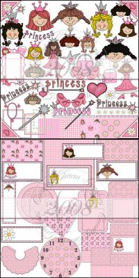 Prim Pretty Princess Collection