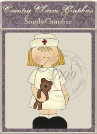 Nurse Single Graphic Set 2