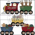 Santa Express Mini Collection