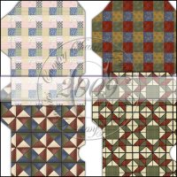 Quilt Gift Card Sleeve Collection