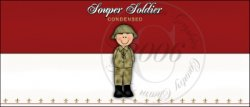 Souper Soldier Label 2