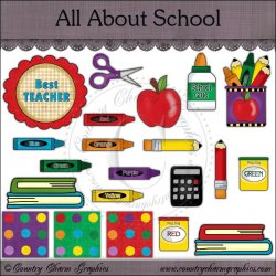 All About School Mini Collection