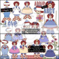 Raggedy Ann & Andy Collection