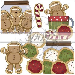 Pretty Sugar Cookies Mini Collection