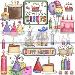 Whimsical Birthday Wishes Collection