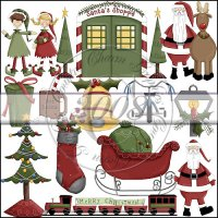 Santa's Shoppe Collection