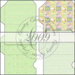 Baby Love Gift Card Sleeve Collection