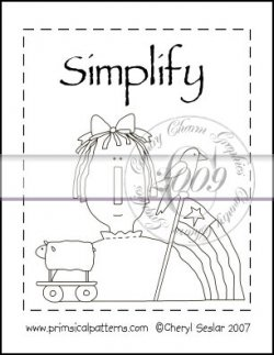 Simplify Line Art & Pattern Single