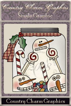 Christmas Treats Single Graphic Set
