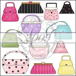 Whimsical Purses Mini Collection