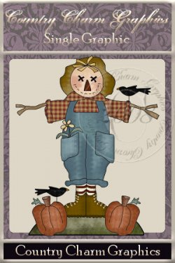 Pumpkin Patch Pete Single Graphic Set