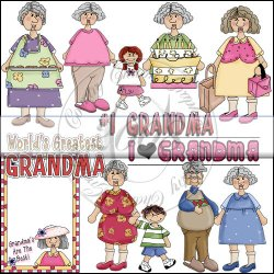 My Special Grandma Mini Collection