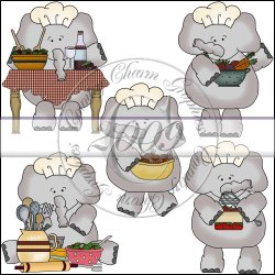 Elephant Chefs Mini Collection