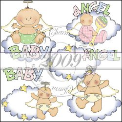 Angel Baby Mini Collection