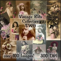 Vintage Kids Collection 2