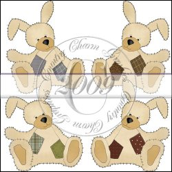 Patchwork Bunnies Mini Collection