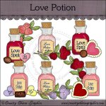 Love Potion Mini Collection