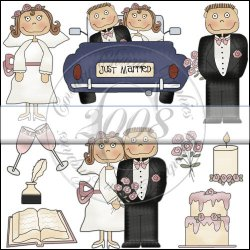 Just Married Mini Collection