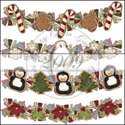 Cookie Garlands Mini Collection