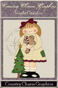 Christmas Carol Single Graphic Set