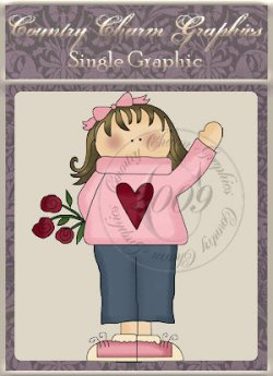 Little Rosie Single Graphic Set