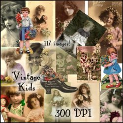 Vintage Kids Collection 1