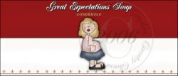 Great Expectations Soup Label 2