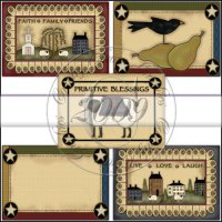 Prim Postcard Collection