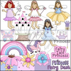 Fairy Princess Collection